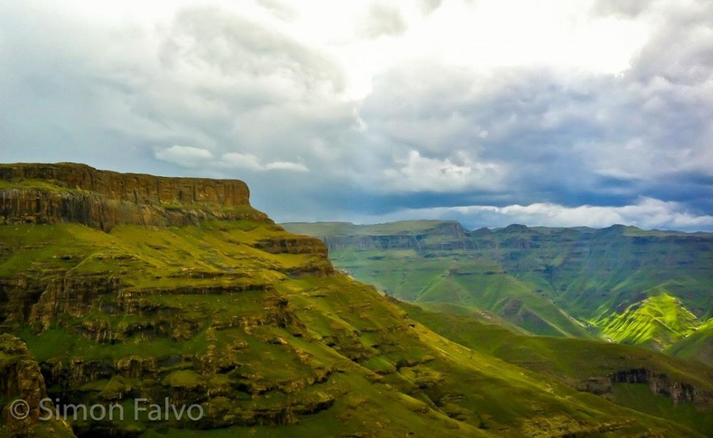 South Africa, Drakensberg summits