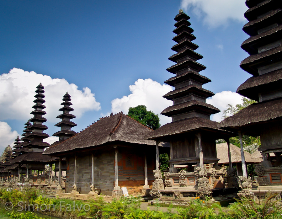 Bali, Pura Taman Ayun