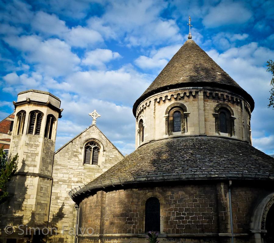 Cambridge-Round-Church