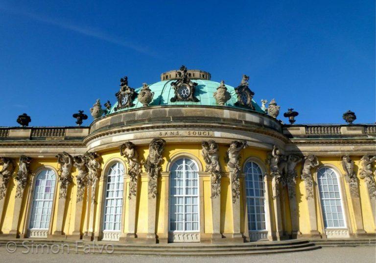 Germany, Potsdam Sanssouci Palace