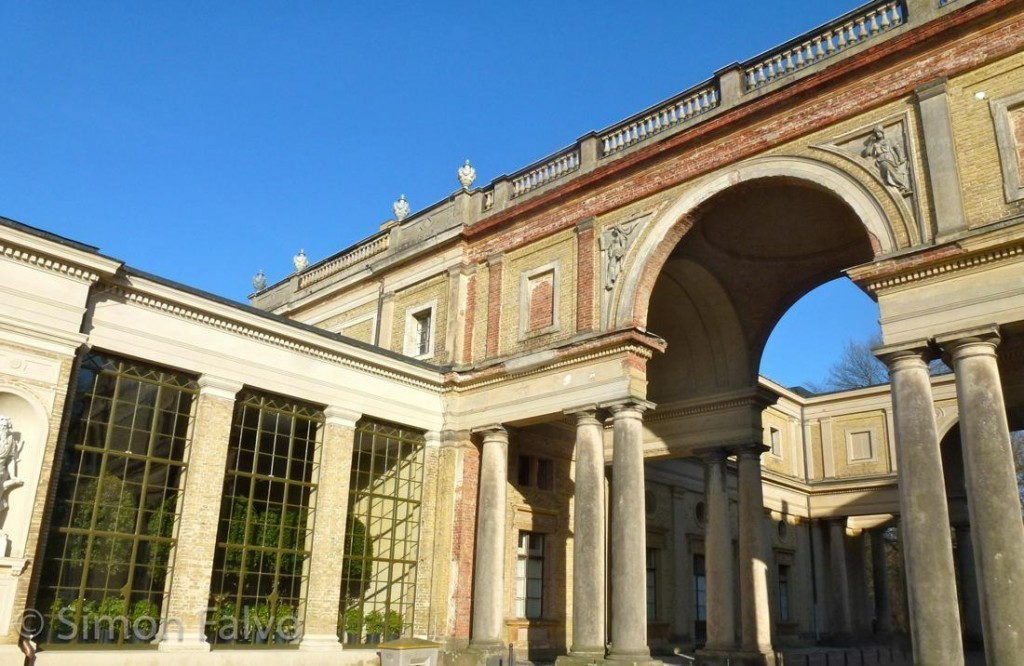 Potsdam, The Orangery Palace
