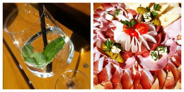 Hugo-Cocktail-with-Tagliere-Misto