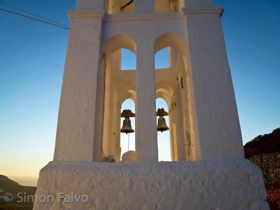 Greece Bell Tower