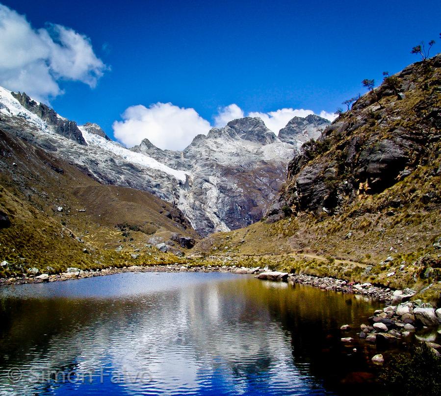 Peru, Laguna Churup