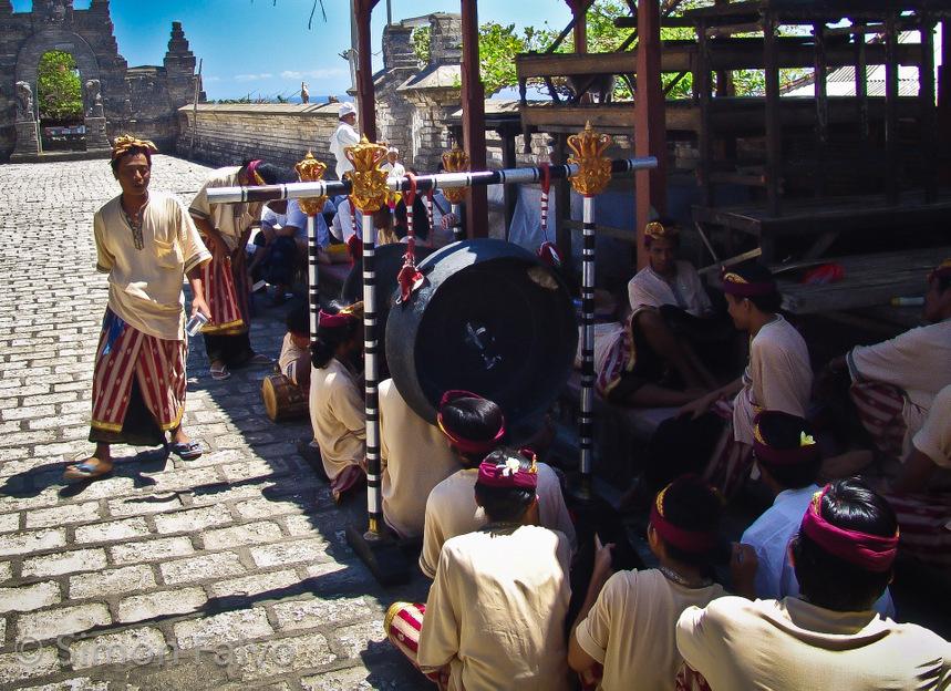Bali-Musicians
