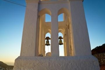 Greece, Folegandros Tower Bell