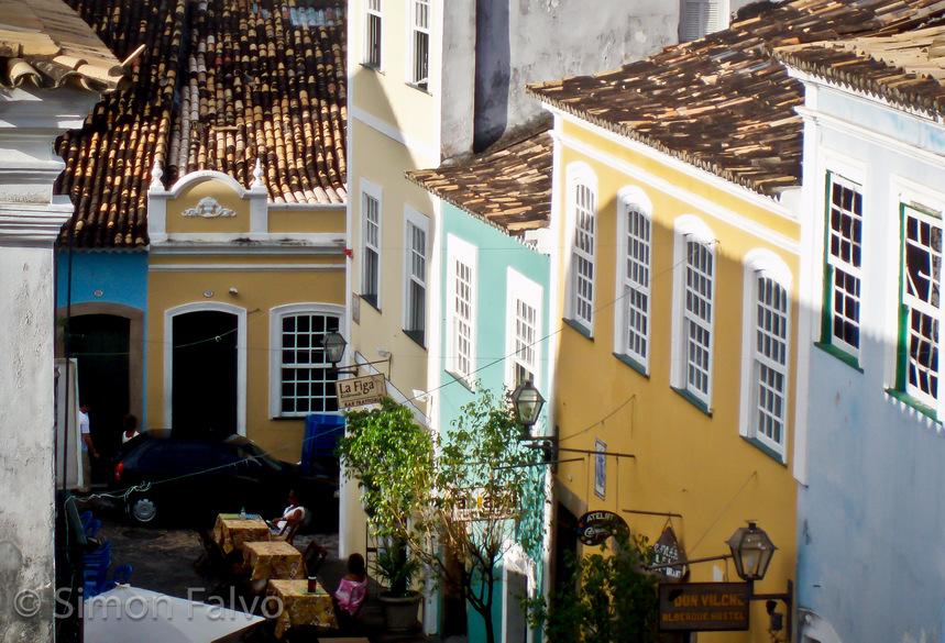 Salvador-Bahia-Courtyard