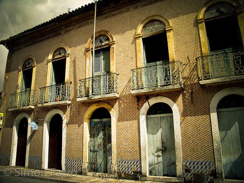 Old Houses in São Luís