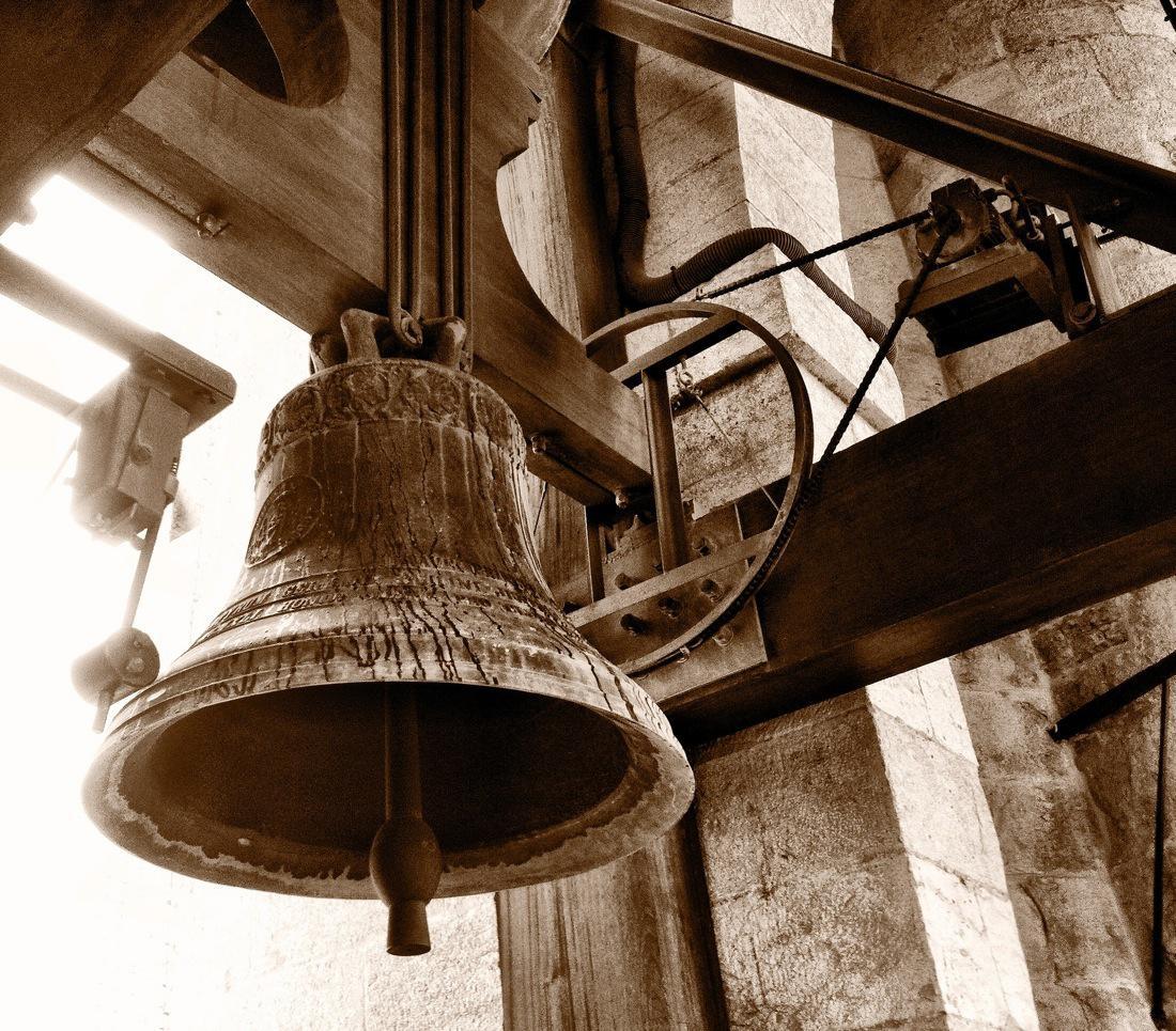 Girona, Old Church Bell