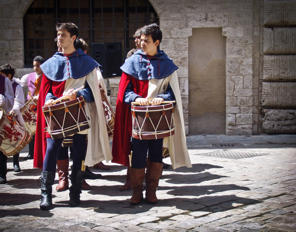 Drum-Players