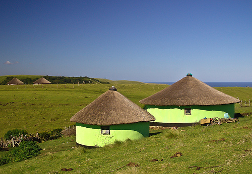 Round-Huts-Lubanzi