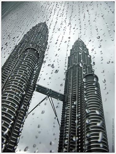 Welcome, Rainy Week...