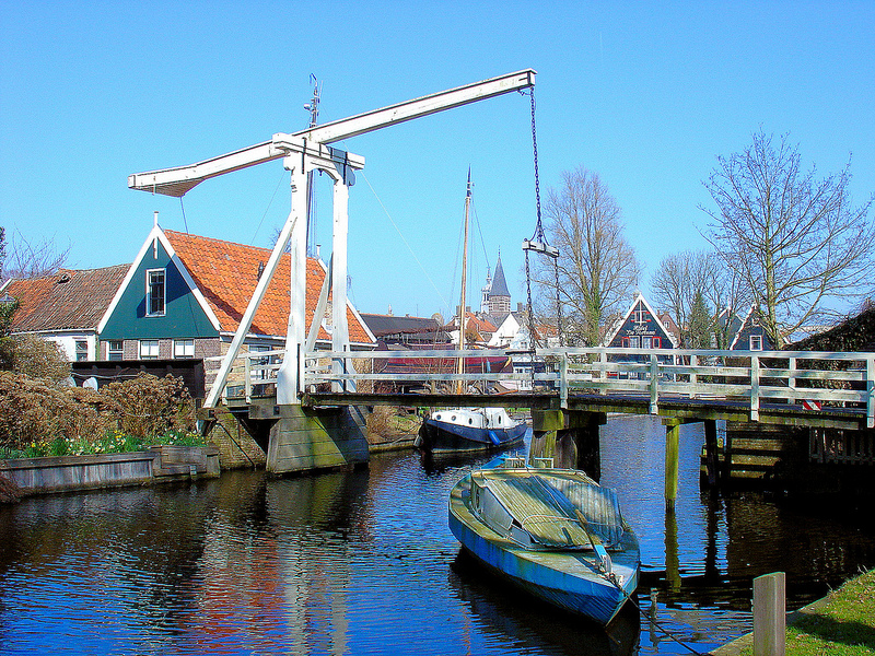 Picturesque Edam