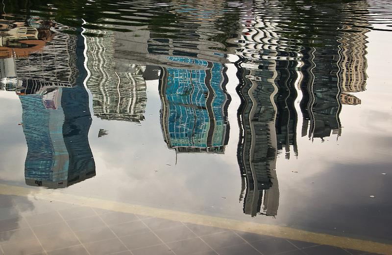 kuala-lumpur-Reflection