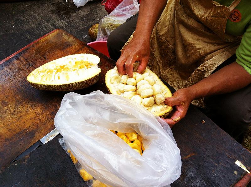 Durian-Vendor
