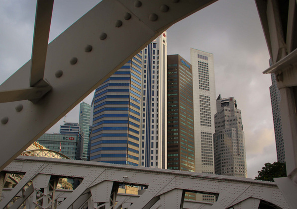 Singapore-Bridge-View