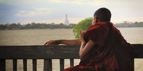young-monk-burma
