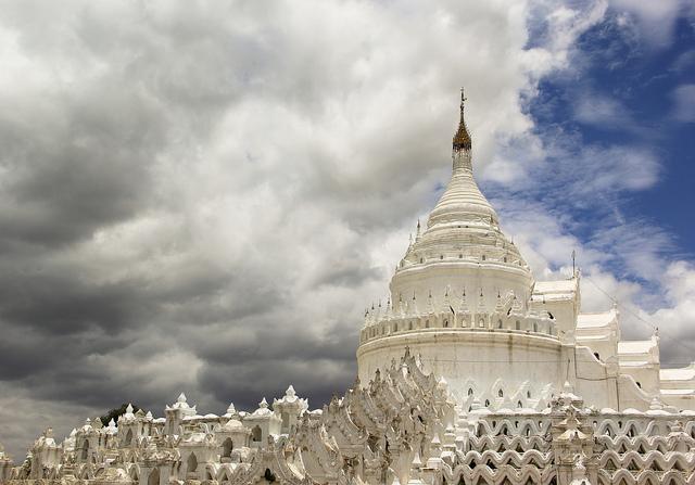 White Pagoda Mingun