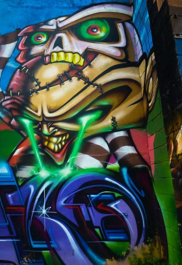 Brighton, Street Art