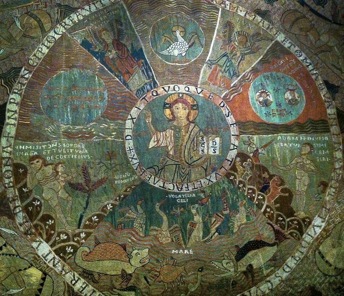 Spain, Girona Creation Tapestry