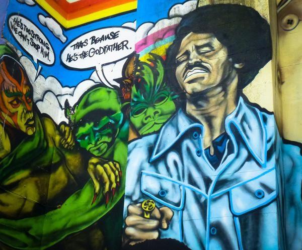 Street Art, Brighton