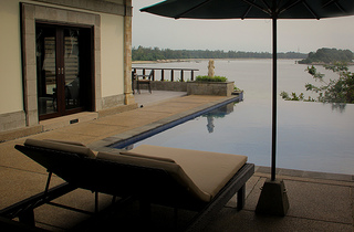 Banyan Tree Bintan Pool View