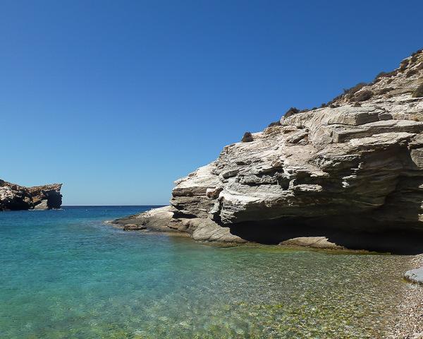 Folegandros Turquoise Water