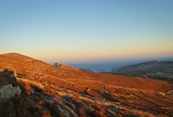 Folegandros-Sunset-View