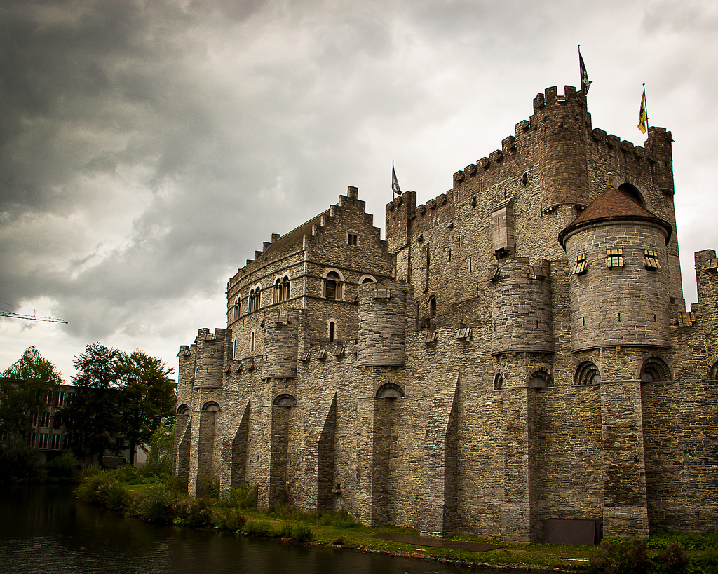 Ghent-Gravensteen-Castle
