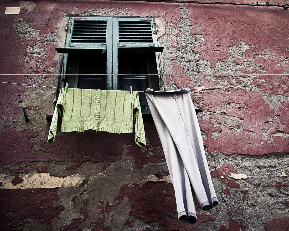 Italy, Genova Boccadasse
