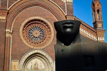 Milan, Piazza del Carmine