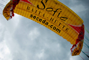 Dolomites-Paragliding