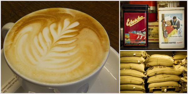 Caroma-Kaffee