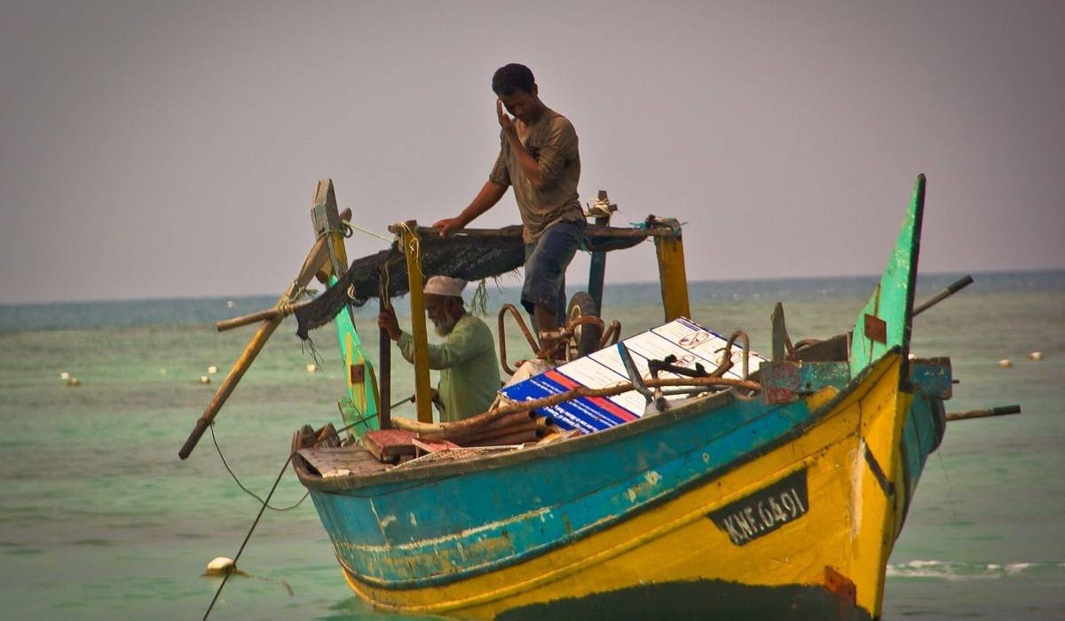 Boat-Perenthian-Islands