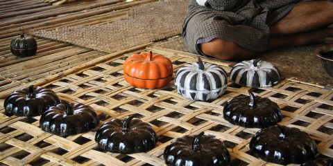 Burma-Lacquerware