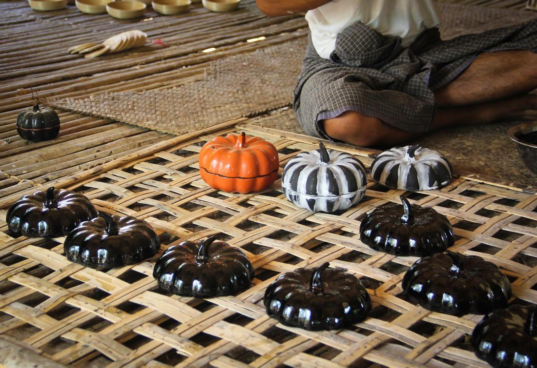 Burma Lacquerware