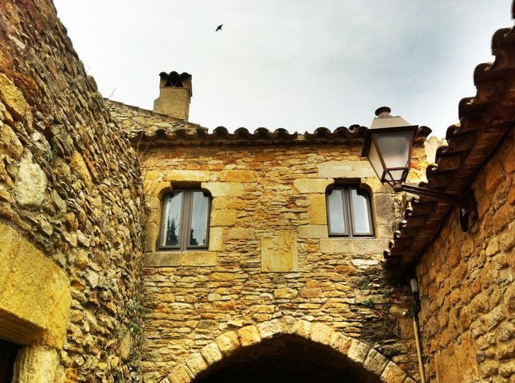 Costa Brava, Peratallada Old Houses
