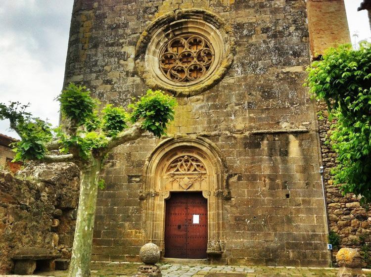 Costa Brava, Pubòl Old Church