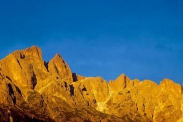 Dolomites-Catinaccio-at-Sunset