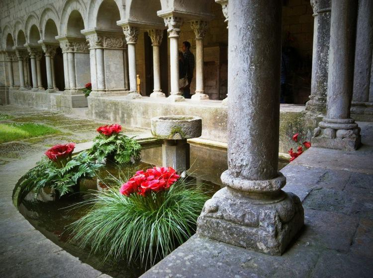 Girona Cathedral Cloister