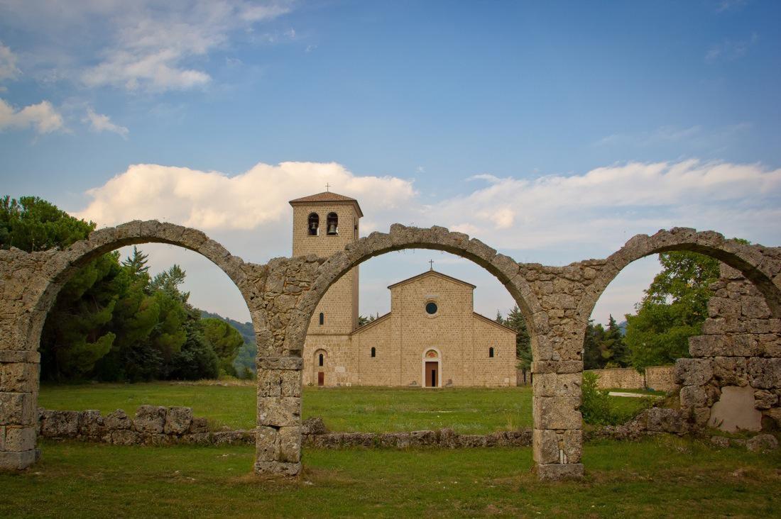 Molise, San Vincenzo al Volturno