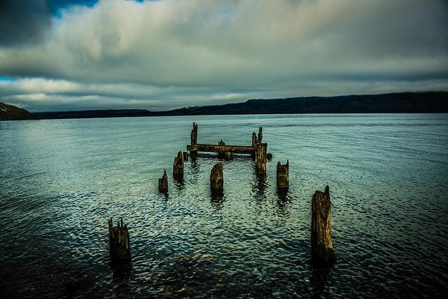 Old Dock on Lake Wakatipu, Photo by Trey Ratcliff