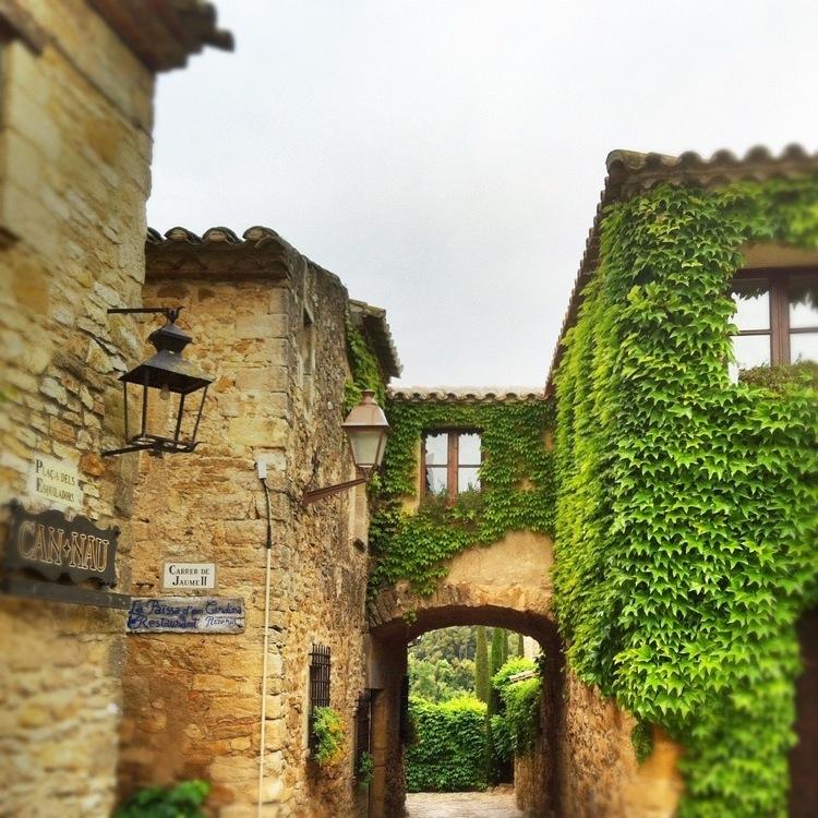 Spain, Costa Brava, Peratallada