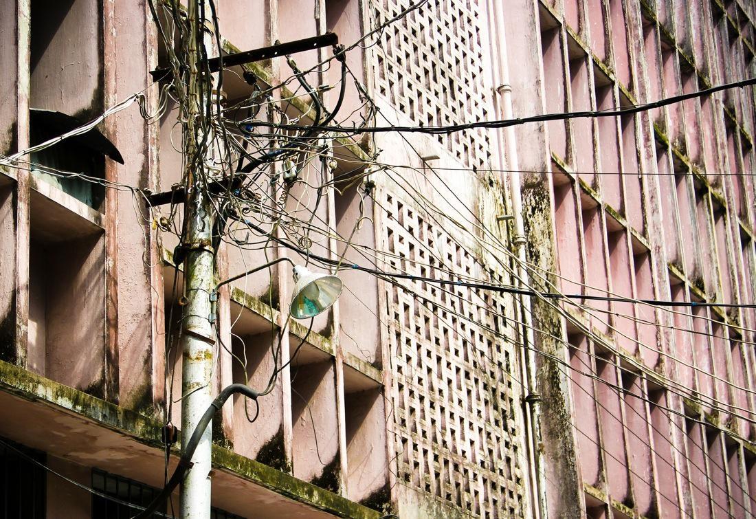 Yangon Pink Urban Decay