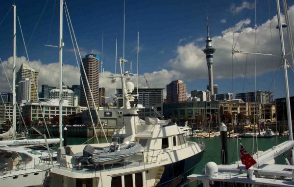 Auckland Viaduct Basin