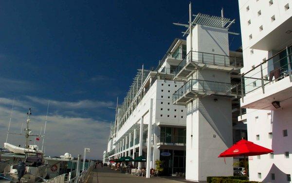 Auckland Princes Wharf
