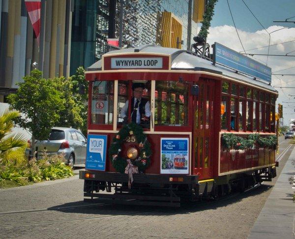 Auckland, Old Tram