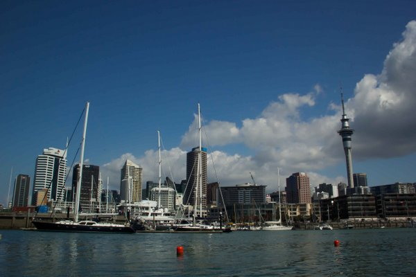 Auckland City of Sails