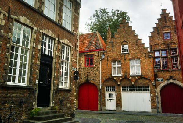 Bruges Tiny Streets