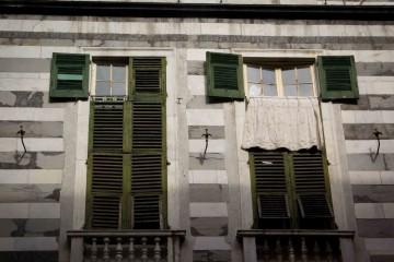 Genova Old Houses